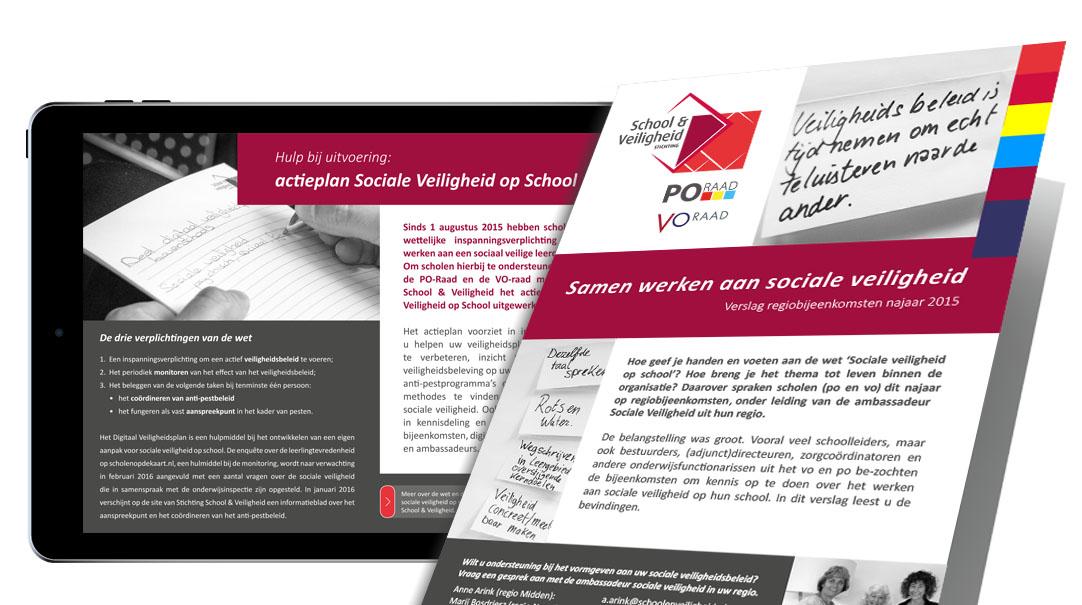 Tekstverslag evenement Sociale veiligheid